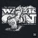 Koszulka damska z napisem Walk On (W/B/W)